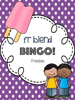 Fr Blend Bingo Freebie! [5 playing cards]