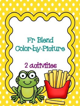 Fr Blend Color-by-Picture