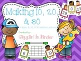 {FrEeBiE}Making 10 - An Addition & Base 10 Activity