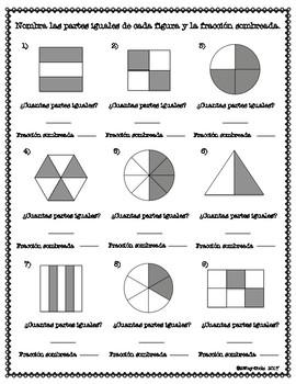 Fracciones (3er grado)