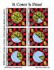 Fracciones Flip Booklets in Spanish