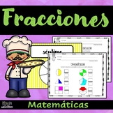 Fracciones | Fractions Spanish