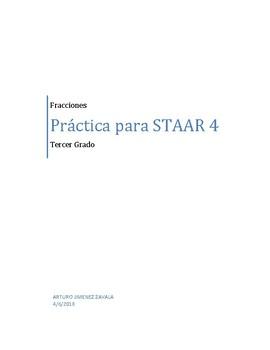 Fracciones Parte 1- STAAR - Spanish