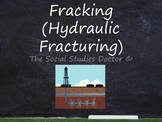 Fracking (Hydraulic Fracturing) Internet Worksheet