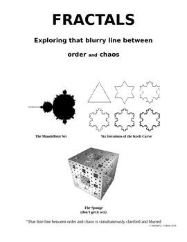 Fractals Activity - Sierpinski Triangle