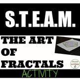Fractals Activity  Exploring the Art of Fractals in math