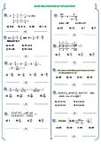 Fraction ( for SAT)