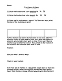 Fraction Action: 3rd Grade Fraction Word Problems