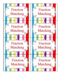 Fraction Action Games and Activities