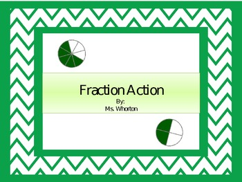 Fraction Action Interactive Power Point