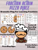 Fraction Action Pizza Parlor - Dramatic Play For Learning