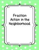 Fraction Action in the Neighborhood