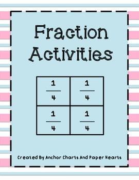 Fraction Activities