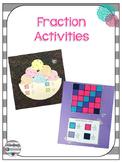 Fraction Craft Activities