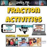 Digital Fraction Activities
