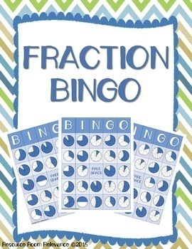 Fraction Activities Bundle - Identify and Compare Fractions