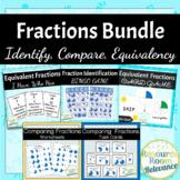 Fraction Activities Bundle