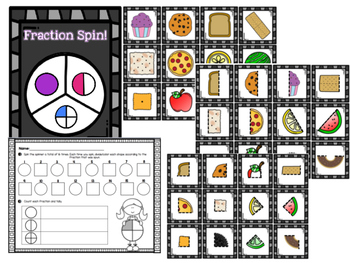 Fraction Activities and Printables