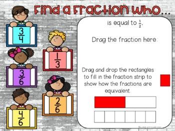 Fraction Activity