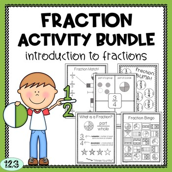 Fraction Activity Bundle