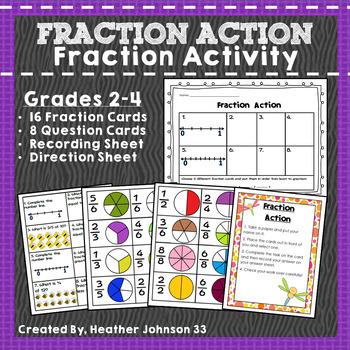 Fraction Activity Practice