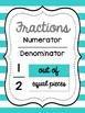 Fraction Actor Chart