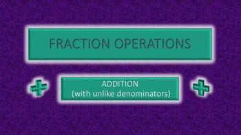 Fraction Addition