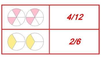Fraction Addition Like Denominators