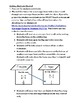 Fraction Addition & Subtraction with Common Denominators Scavenger Hunt Game
