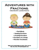 Fraction Adventure Packet