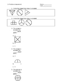 Fraction Assessment
