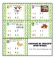 Fraction Assessment Cards