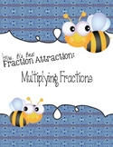 Fraction Attraction Pack: Multiplying Fractions