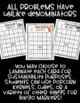Fraction BINGO! Practice Adding/Subtracting with UNLIKE Denominators! 32 Cards!