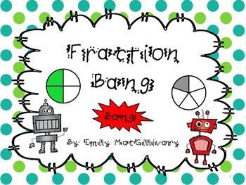 Fraction Bang: Robot Theme