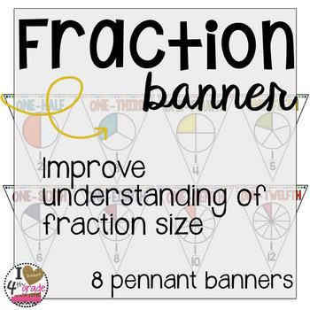 Fraction Banner
