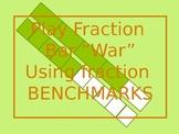 Fraction Bar War:  Comparing Fractions with Unlike Denominators