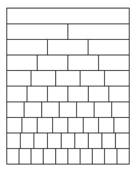 Fraction Bars Blank