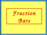 Fraction Bars, Math PowerPoint