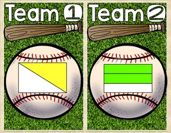 Fraction Baseball