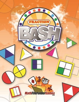 Fraction Bash: Identify and Learn About Simple Fractions