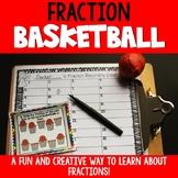 Fraction Basketball Game