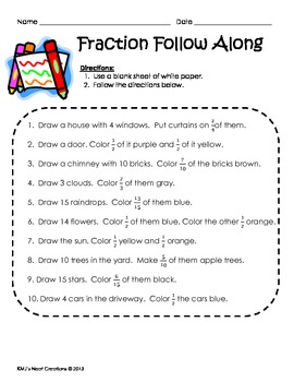 Fraction Follow Along