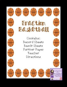 Fraction Basketball (March Madness)