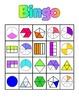 Fraction Bingo Game Set