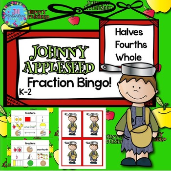 Johnny Appleseed Math! Johnny Appleseed Activities!