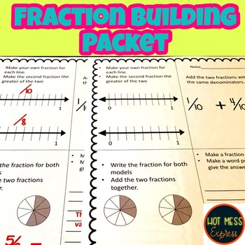 Fractions Packet