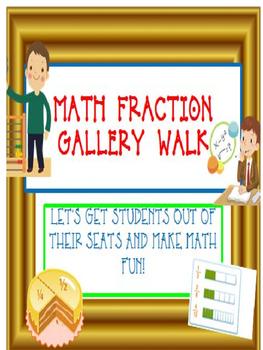 Fraction Bundle 1 - Includes 4 Fraction Hands-On Activities