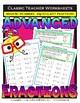 Fraction Bundle - Fractions - Set 1 - 5th Grade (Grade 5) - 6th Grade (Grade 6)