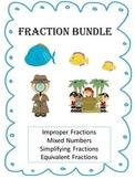 Fraction Bundle (Grades 4 and 5)